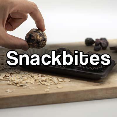 Gesunde Snackbites Vergleich