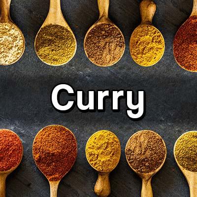 Gesundes Curry Vergleich