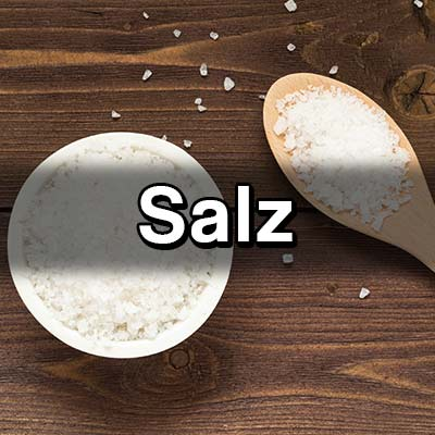 Gesundes Salz Vergleich