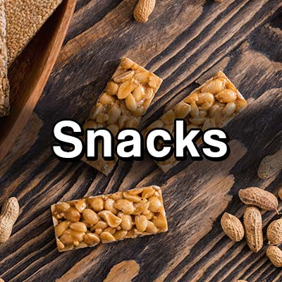 Gesunde Snacks Vergleich