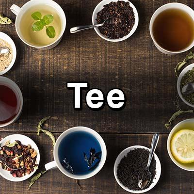 Gesunder Tee Vergleich