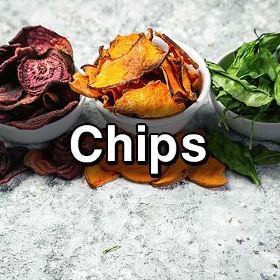 Gesunde Chips Vergleich