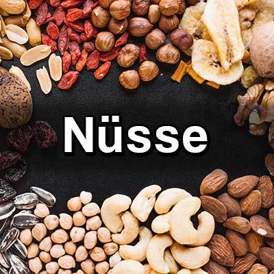 Gesunde Nüsse Vergleich